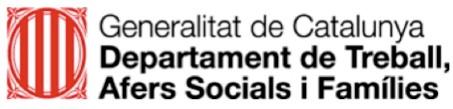 Generalitat de Catalunya - Departament de Treball - Families i Afers Socials - Izquerdo i Tugas- Gestoria Izquierdo