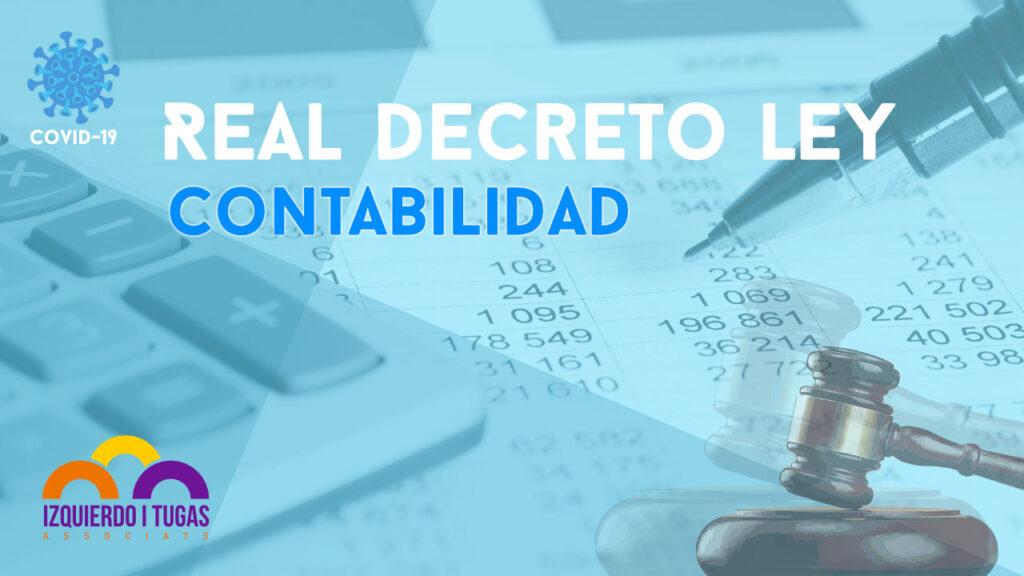 Impacto en la contabilidad formal Covid 19 - Izquierdo i Tugas Associats - Gestoria Izquierdo - Abril 2020