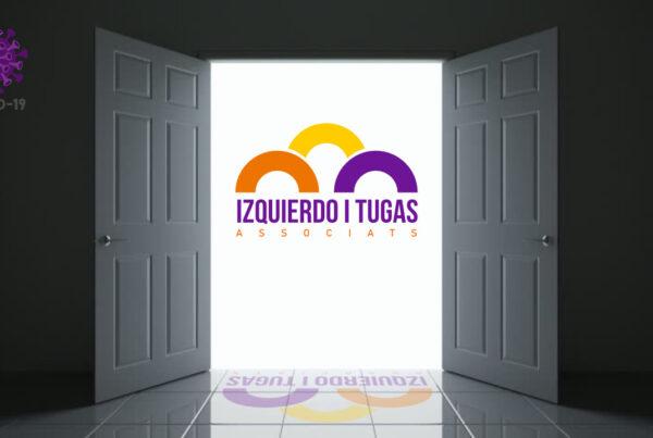 Abrimos el Despacho Izquierdo i Tugas Associats - Gestoria Izquierdo - Mayo-2020