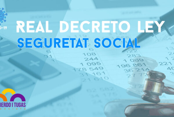 SEGURETAT SOCIAL - Izquierdo i Tugas Associats - Gestoria Izquierdo - Diciembre -2020